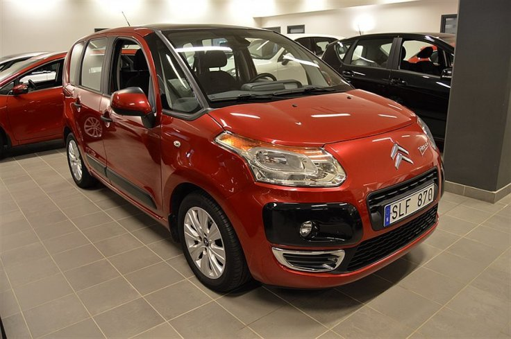 Citroën C3 Picasso 1.6 HDi Automat Panorama -13