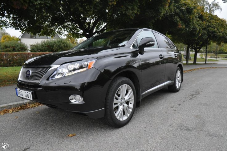 Lexus RX 450h AWD Executive -10