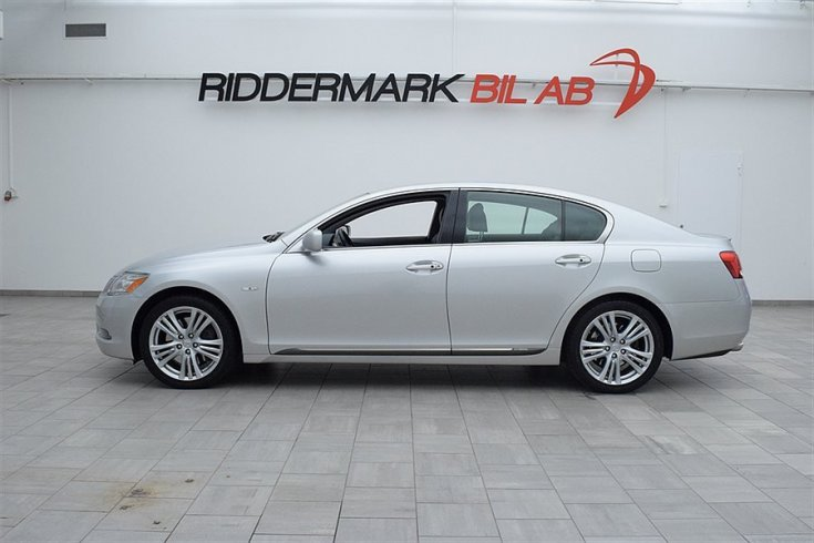 Lexus GS 450h 345hk SV-SÅLD EXECUTIVE AUT / -07