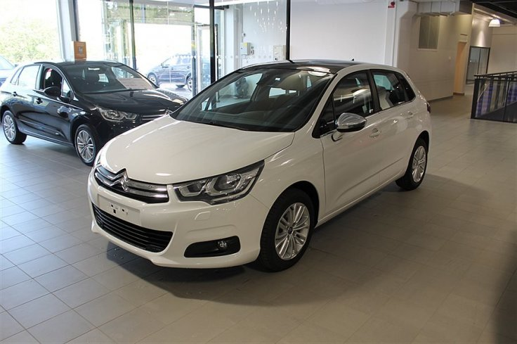 Citroën C4 BLUEHDI 120HK EAT6 HAPPY EDITION -16