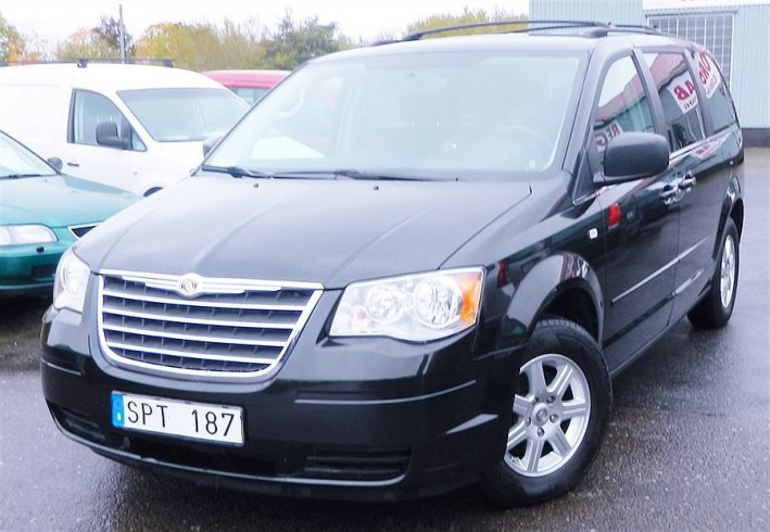 Chrysler Grand Voyager 2.8 CRD (163hk) AUTOMA -10