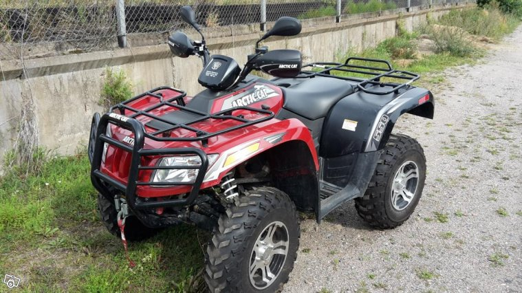 Arctic Cat 550 -12