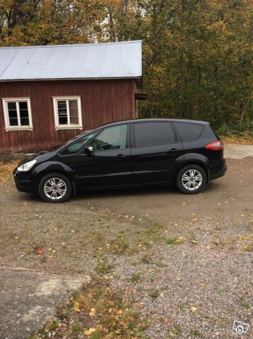 Ford S Max 7 sits 2.0 Tdci -10