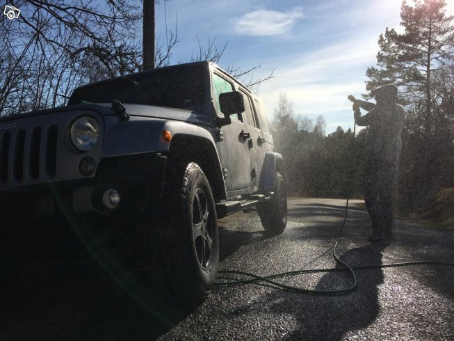 Jeep wrangler unlimited -14