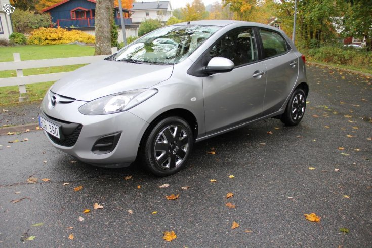 Mazda 2 Advance 84 hk backradar -12