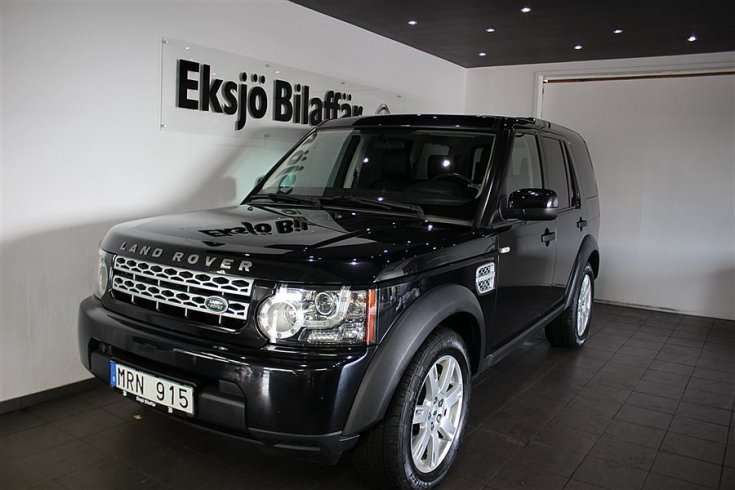 Land Rover Discovery Discovery 4 3.0 TDV6 *7s -11