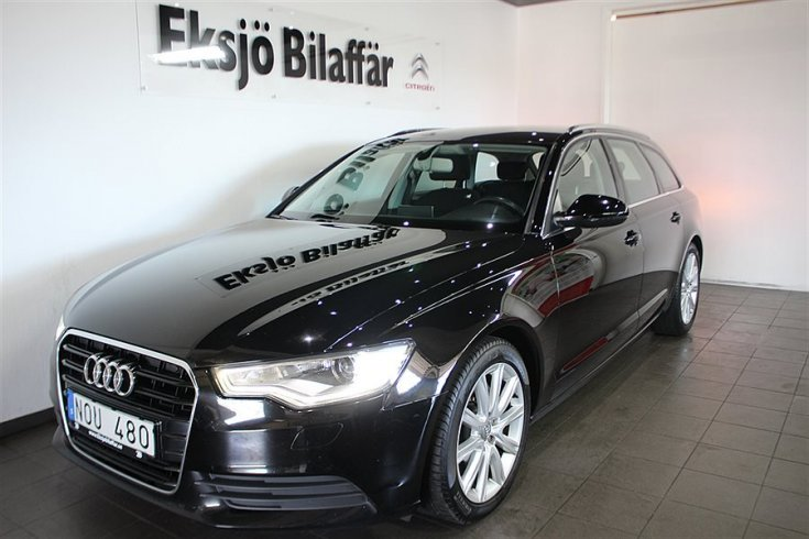 Audi A6 2.0 TDI Avant Sports Edition *Dragkro -12