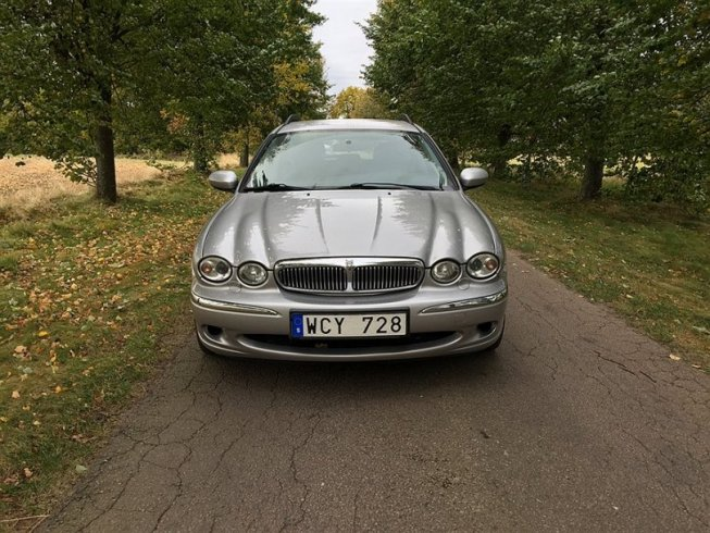 Jaguar X-Type 2.5 EXE AWD, Sv-såld, Auto. MM -05