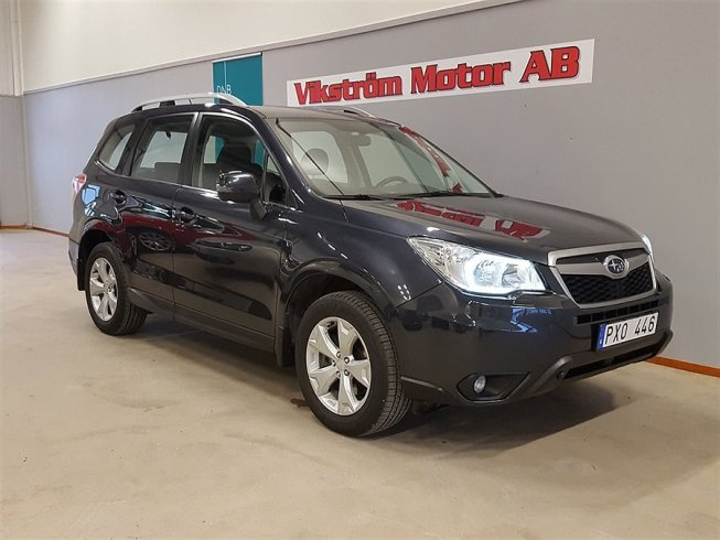 Subaru Forester 2,0 D XS 4WD -13