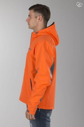 Jacka Klim Stow Away Orange