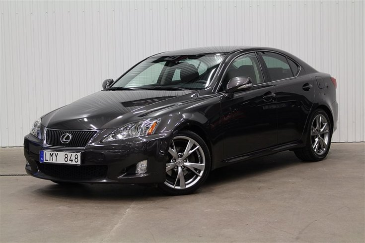 Lexus IS 250 AUT 208HK Executive -10