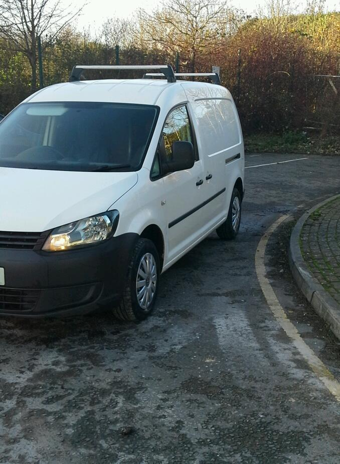 Volkswagen Caddy max