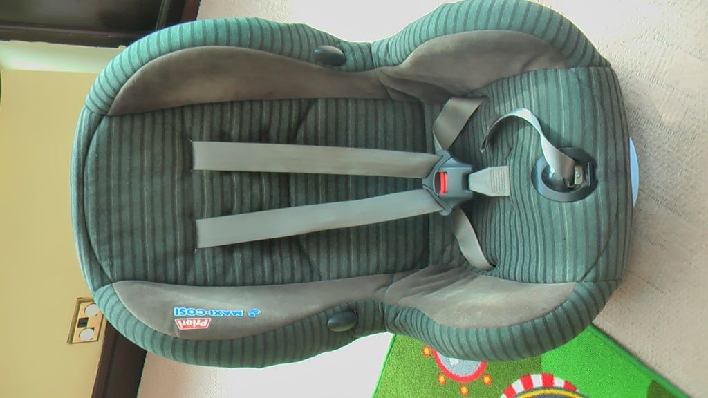 MAXI COSY CAR SEAT (STAGE 2)