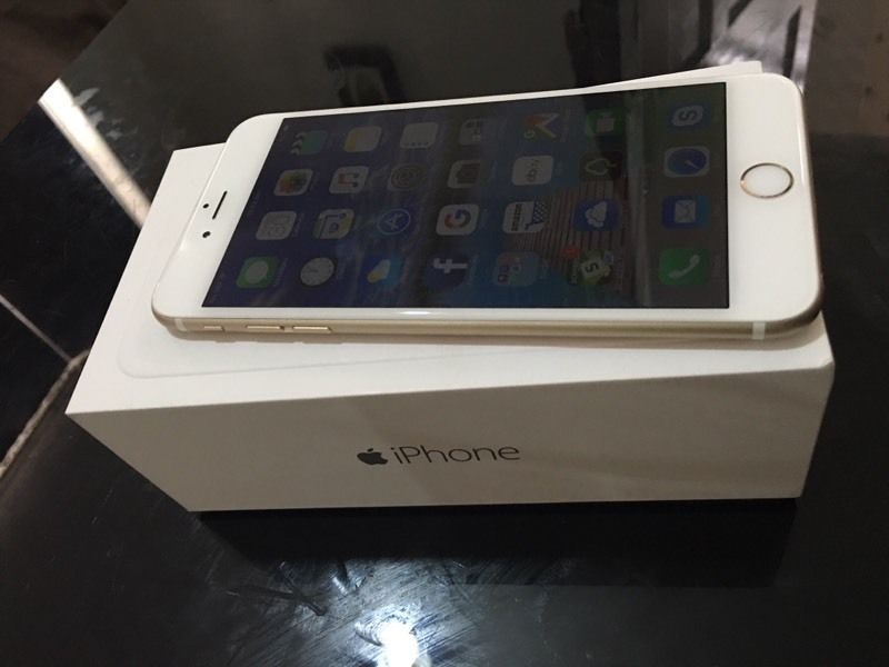 Apple iPhone 6 plus 128gb unlocked all networks brand new conditions