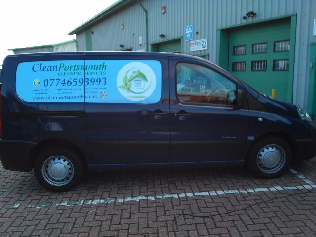 Clean Portsmouth Cleaning Services
