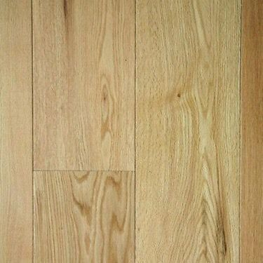 20 x 130mm Lacquered Oak Solid Wood Flooring - Crown