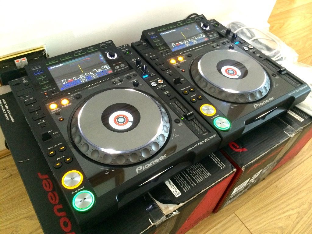 Wanted Pioneer DJ Equipment CDJ 2000 Nexus DJM 900 XDJ 1000 DDJ
