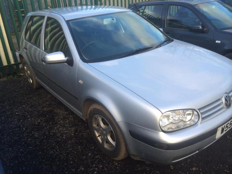 Volkswagen GOLF 1.6 SE WE ARE BREAKING THIS CAR ALL PARTS AVAILABLE