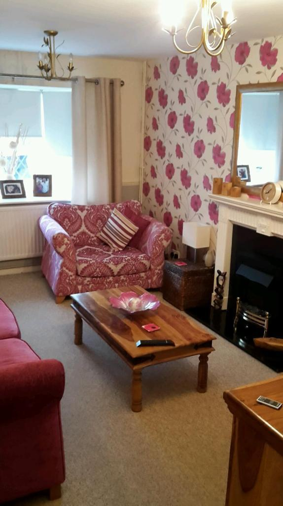 2 bed house swap for 2 bed flat clifton