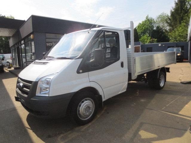 Ford Transit T350 2.4 TDCi 100ps Brand New Alloy Back Tipper DIESEL 2007/07