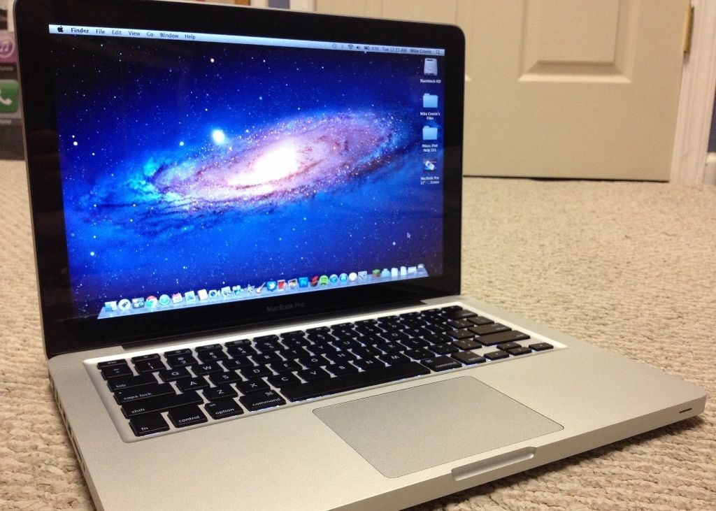 "Apple MacBook Pro 13"" 2.8GHz, Core i7, 16GB RAM, 750 HDD - MINT CONDITION + SOFTWARES"