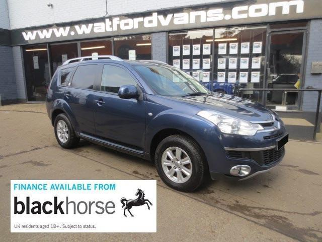 Citroen C-Crosser Enterprise 2.2HD VTRi +A/C+Elec.Pack DIESEL MANUAL 2010/59