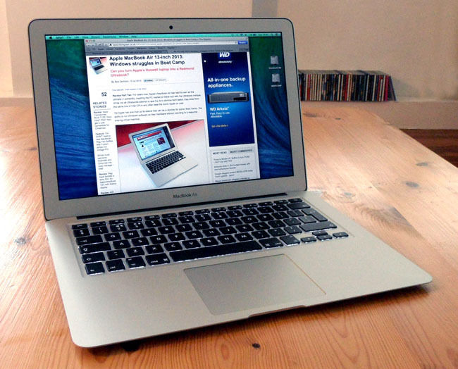MacBook Air 13-inch, i7, 8GB RAM, 250GB SSD | Pickup today