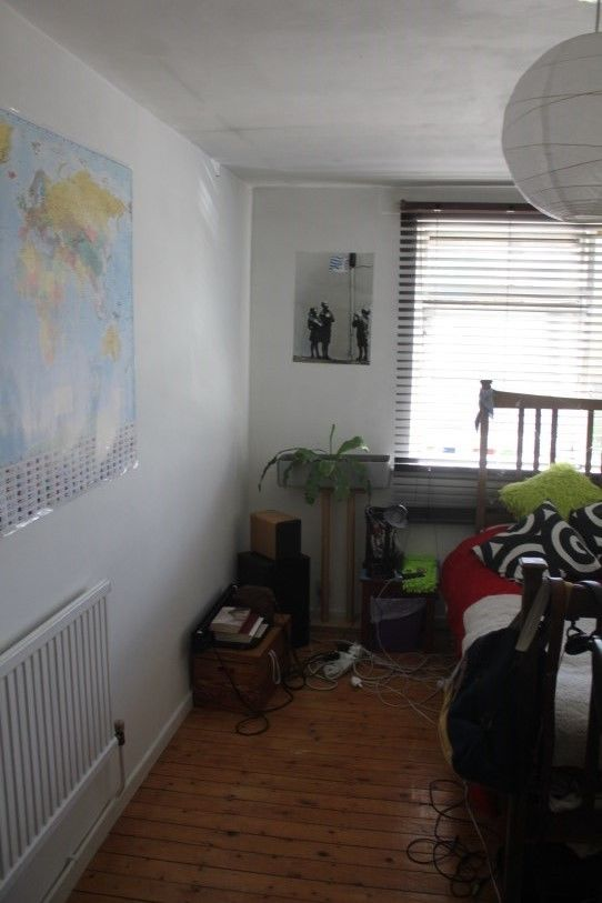 double room camberwell south east elephant & castle oval quiet south side burgees park garden peace