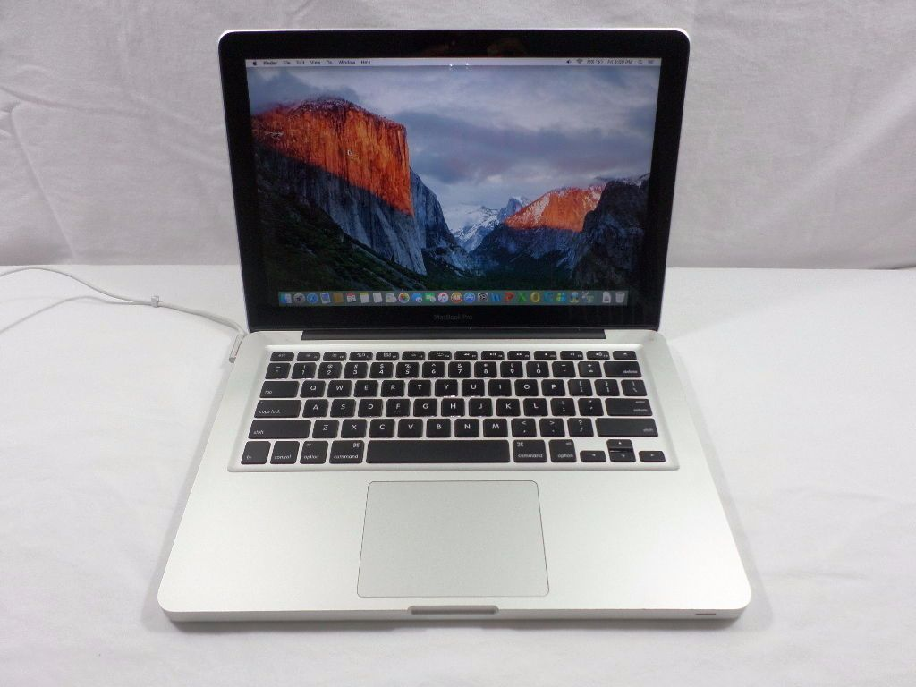 Macbook Pro 2012 Apple laptop Intel Core i5 processor 4gb or 16gb ram 500gb hard drive