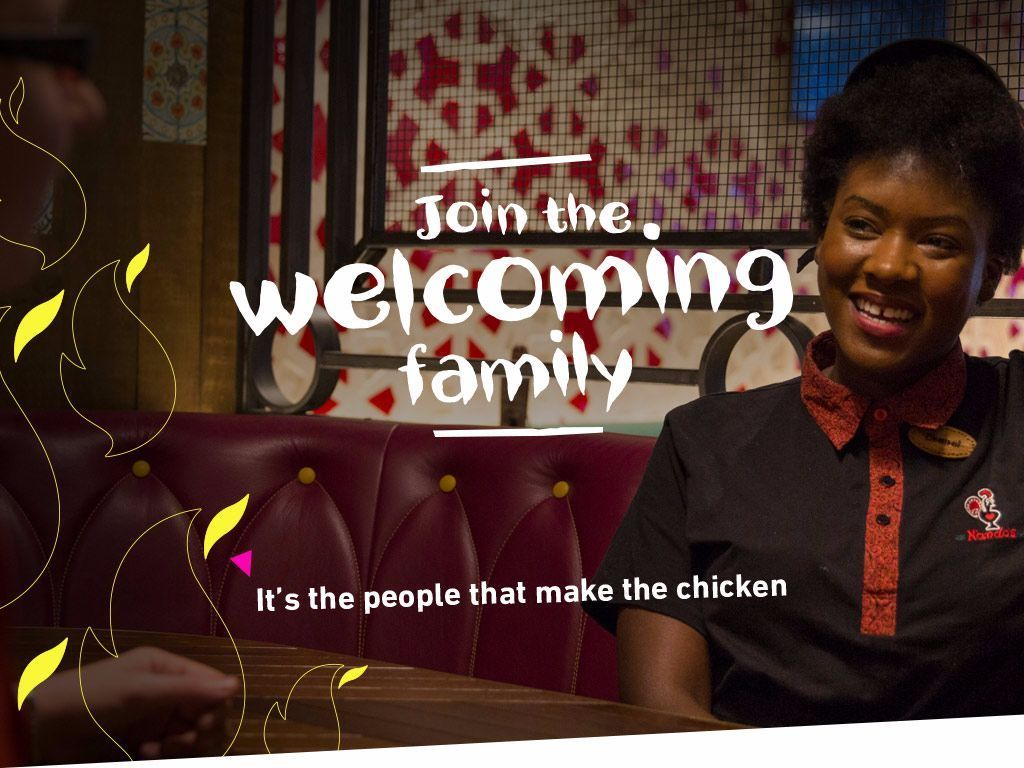 Cashier & Grillers - Chefs: Nando's Restaurants – Clink Street – Wanted Now!