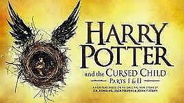 Harry Potter and Cursed Child Play - Saturday 18th June - both parts NO VIEW OBSTRUCTION