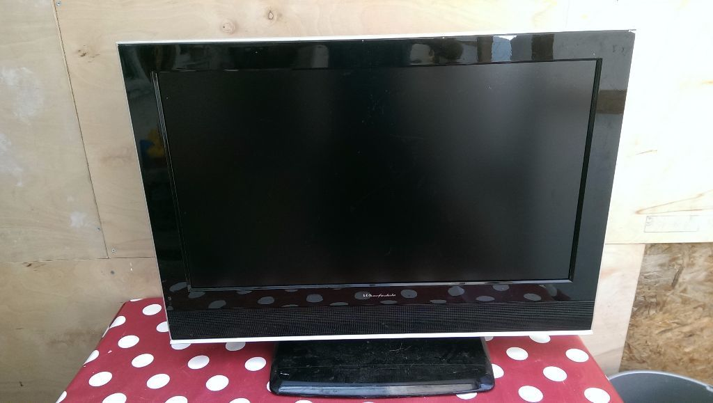 i want tv lcd not working