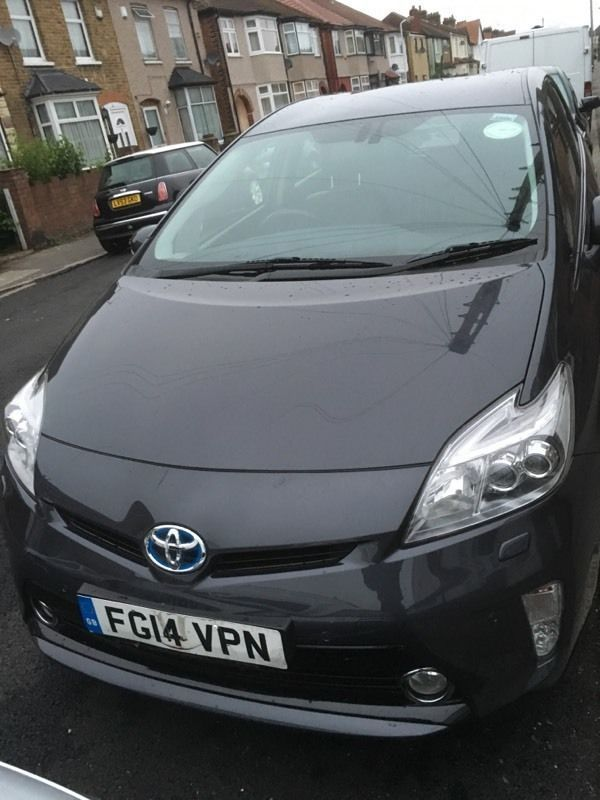 Toyota Prius - Honda Insight Hybrid Pco Car Hire Rent retal Minicab Taxi UBER REGISTERED NEW DRIVER