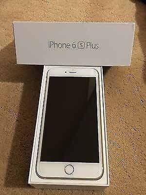 iPhone 6s Plus gold 16gb basically brand new