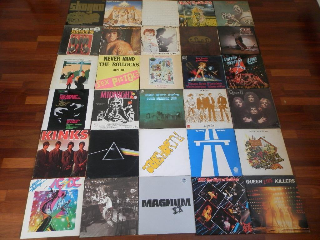 VINYL RECORDS WANTED By Collector - BEST PRICES PAID - FAST, FAIR & FRIENDLY