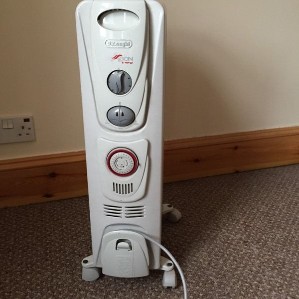 Electric radiator very good condition