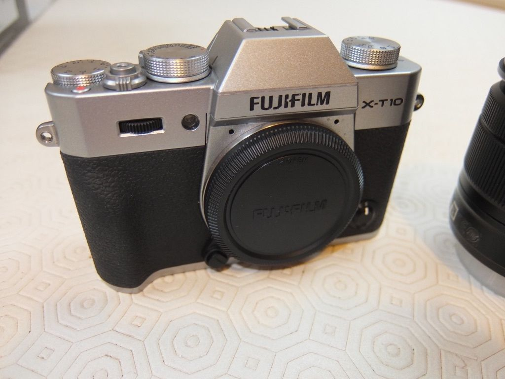 Fujifilm X-T10 with XC 16-50mm F3.5-5.6 OIS II Lens - Mint as bought in box