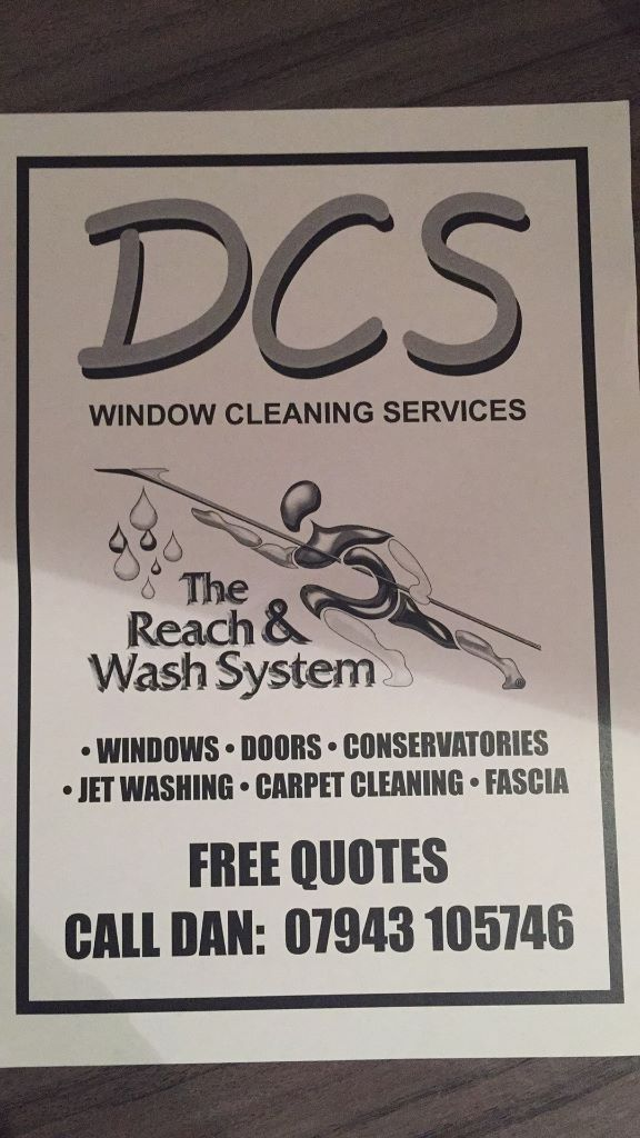 Window Cleaner Essex Reach & Wash System