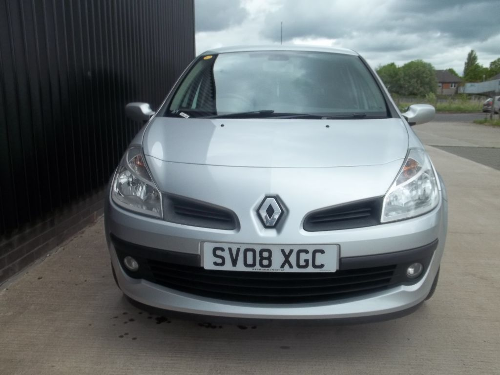 2008 Renault Clio 1.2 TCe 16v Dynamique S 5dr Free MOT For Life* May Px