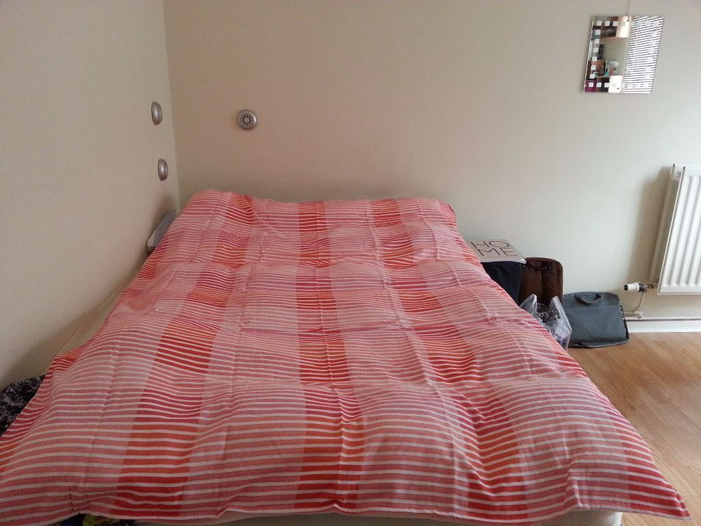 Spacious Double Room with Balcony in SW8