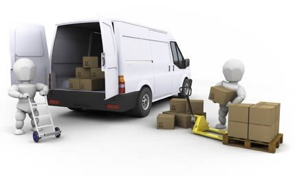 MAN WITH A VAN WHO WILL !!! Removals, pick ups and deliveries, garden clearance, self loading