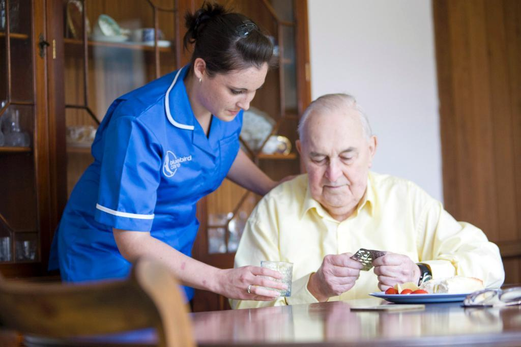 Bluebird Care - Care Workers Bridport
