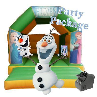 Minion / Teenage Ninja Turtle / Frozen & Peppa Pig Themed Party Packages