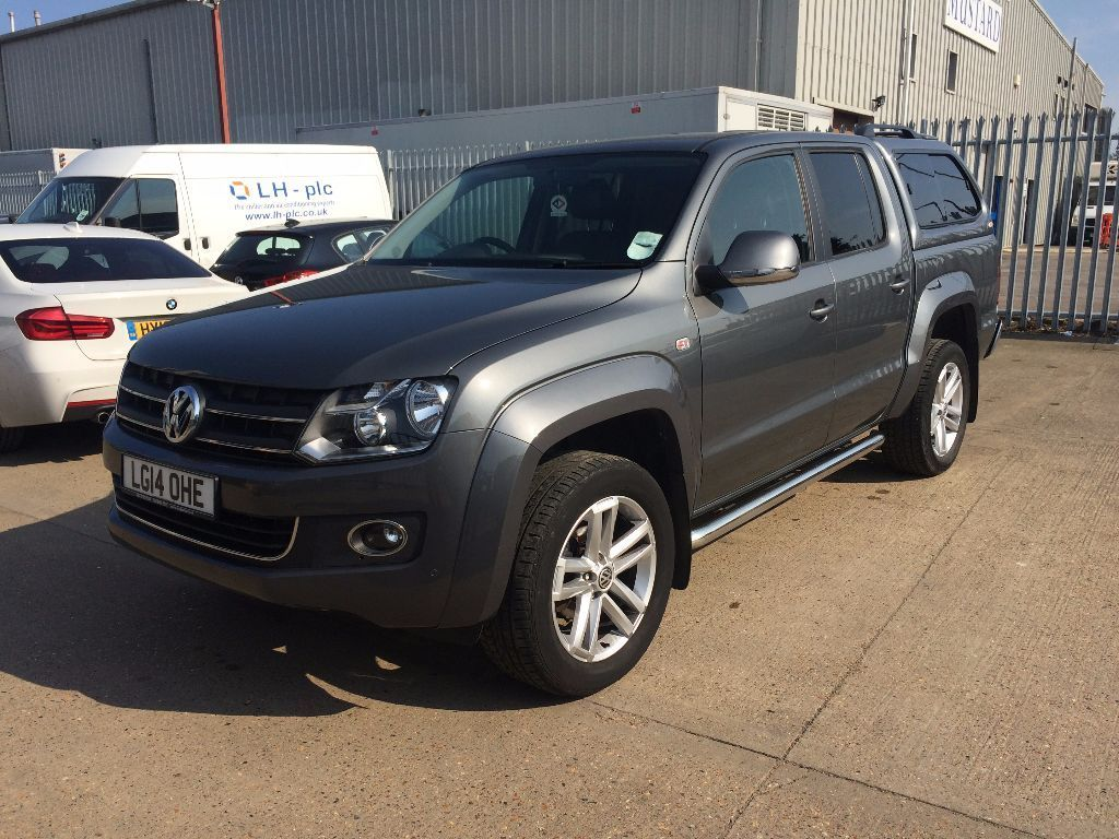 VW Amarok Highline 2.0BiTDI Auto