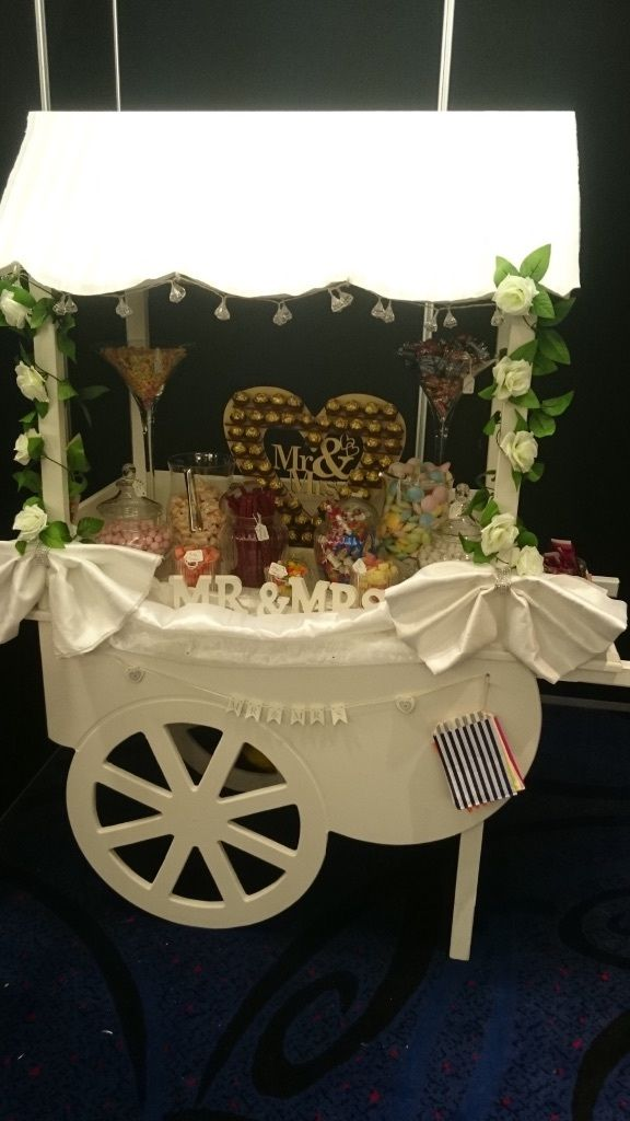 H&Ks Candy Corner candy cart for hire