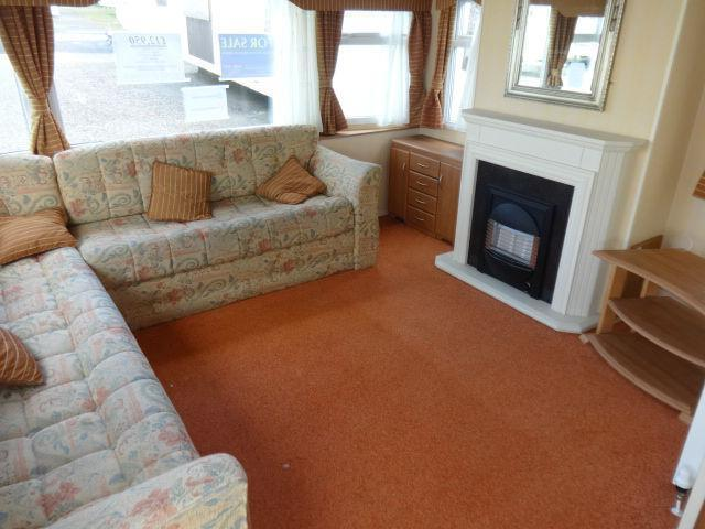 Central Heated/Double Glazed Cheap Static Caravan-Amazing Offer - Yorkshire Coast Funding Available!