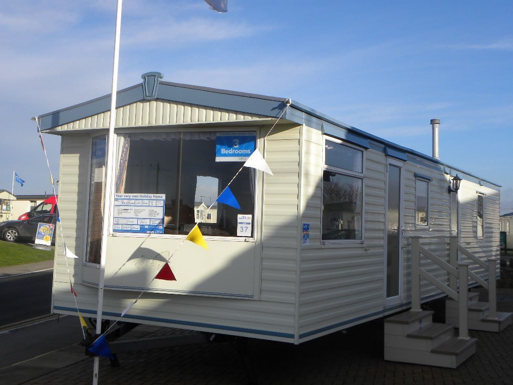 Cheap Static Caravan - Perfect For Starting Out - Yorkshire coast - Beach Access - Funding Available