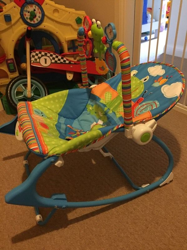 Fisher price baby toddler chair