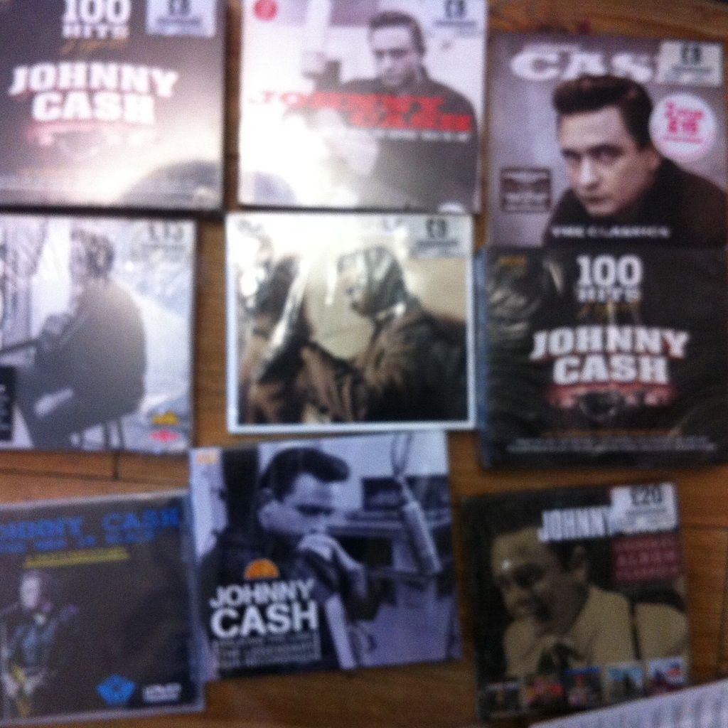 Brand new...collection of various country artists, Jonny Cash, Daniel ODonnell, Foster & Allen etc