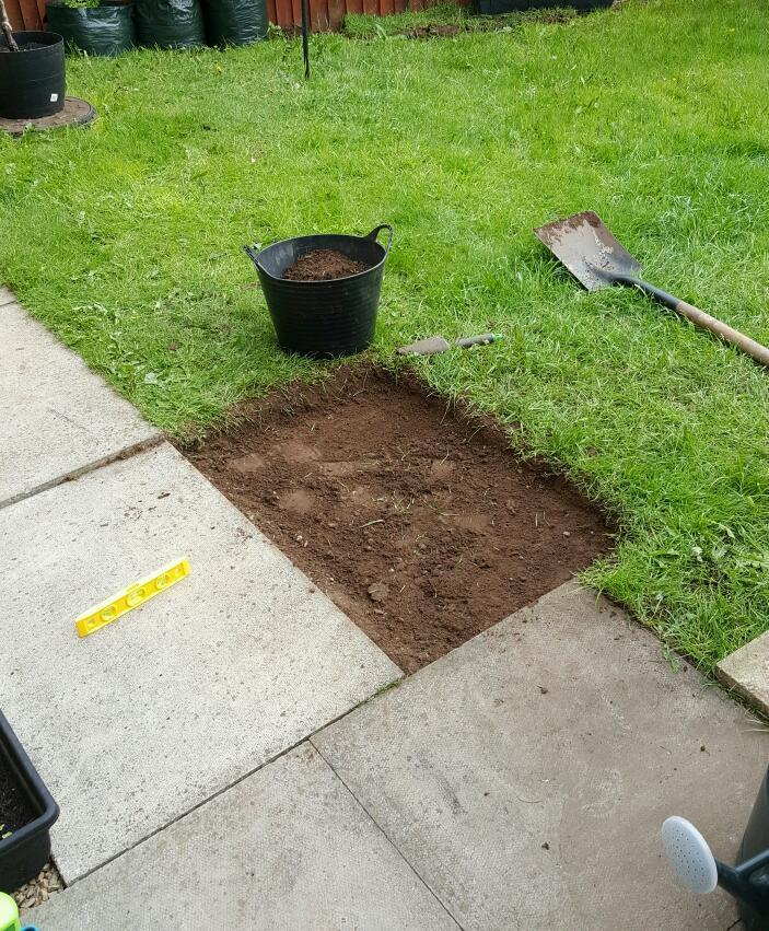 WANTED: Sand for laying slabs/patio/paving stones